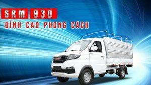 Xe tải SRM930